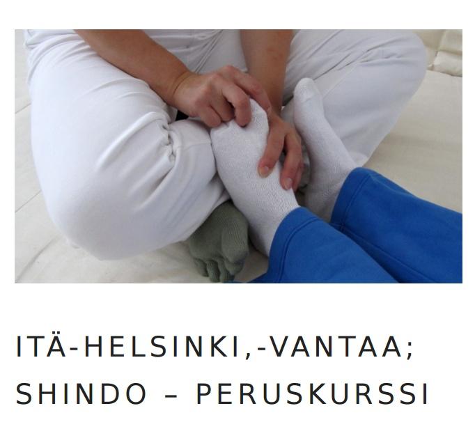 Itä-Helsinki Shindo-peruskurssi